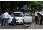 Atentado mortal en El Salvador contra un jefe policial mexicano