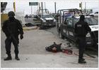 Seis agentes y un sicario muertos en una emboscada en Ciudad Juárez