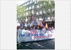 Manifestaciones contra el
