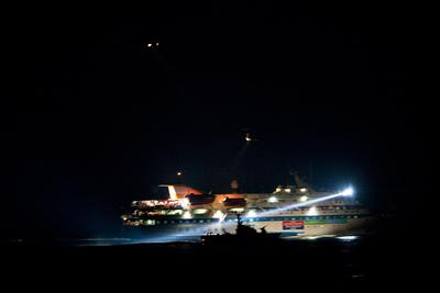 FOTOGALERIA: Asaltado de noche