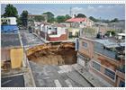 Suben a 180 los muertos por la tormenta Agatha en Centroamérica
