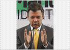 Santos tienta a los liberales y consigue el apoyo conservador