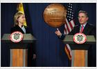 EE UU y Colombia continuarán como socios gane quien gane las presidenciales