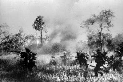 Escalada militar y diplomática de la guerra de Vietnam en Laos