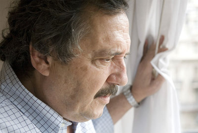 Ricardo Alfonsín, hijo del ex presidente argentino Raúl Alfonsín y diputado de la opositora Unión Cívica Radical, en una imagen tomada en abril de 2009.