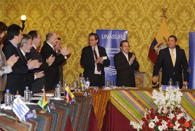 FOTOGALERIA: Reunión de Unasur en Quito