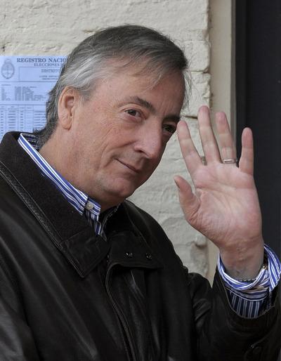 FOTOGALERIA: Néstor Kirchner