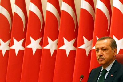 Erdogan en una imagen de archivo