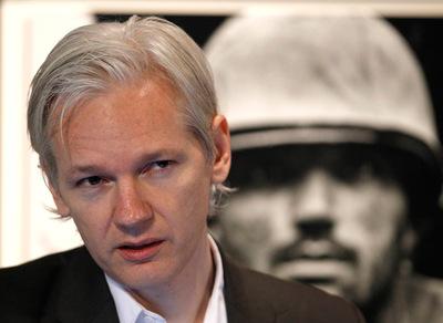 El periodista Julian Assange, fundador de Wikileaks.