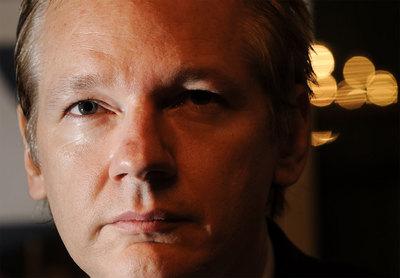Julian Assange, durante una conferencia en Ginebra el pasado 4 de noviembre
