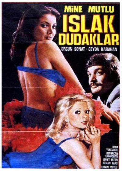 Cartel de 'La orgía del Pino verde', una de las cintas eróticas de los años 70.