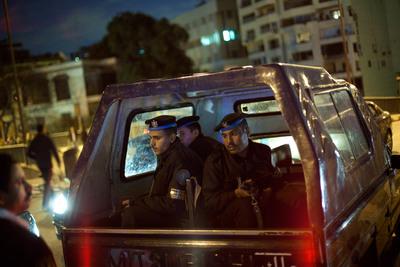 FOTOGALERIA: Policías inspeccionados