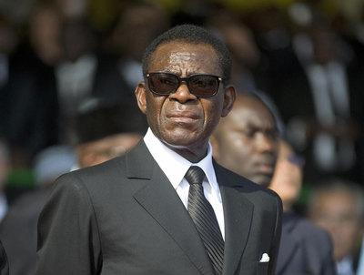 El presidente de Guinea Ecuatorial, Teodoro Obiang, en una imagen de archivo.