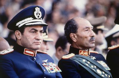 FOTOGALERIA: El último día de Sadat