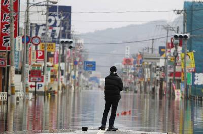 FOTOGALERIA: Mirando la destrucción