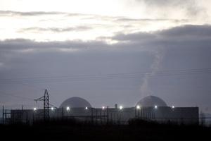 Una imagen de archivo de la planta nuclear de Almaraz (Badajoz).