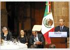 Calderón urge reducir la desigualdad social como reto para Latinoamérica