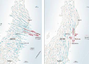 El reactor 2 de la central de Fukushima 1 registra los mayores niveles de radiactividad desde que se miden