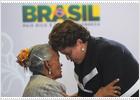 Rousseff iguala la popularidad de Lula al comenzar el mandato