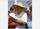 Ollanta Humala gana terreno en las encuestas una semana antes de las elecciones en Perú