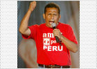 Ollanta Humala, el presunto moderado