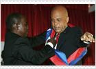 El cantante Michel Martelly toma posesión como presidente de Haití