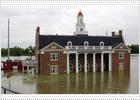 La crecida del Mississippi obliga a inundar en Luisiana una superficie similar al País Vasco