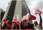 Chávez moviliza a sus simpatizantes por las sanciones de EE UU a PDVSA