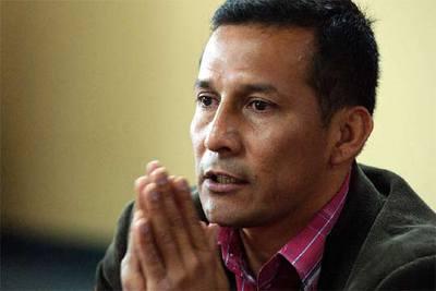 Ollanta Humala en una foto de archivo.