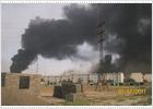 Turkmenistán persigue a los fotógrafos de la explosión en los arsenales militares