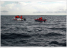 Más de un centenar de desaparecidos al naufragar un barco en el Volga