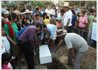 Los indígenas bolivianos reanudan su caminata a La Paz