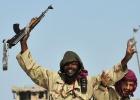 La captura de Gadafi