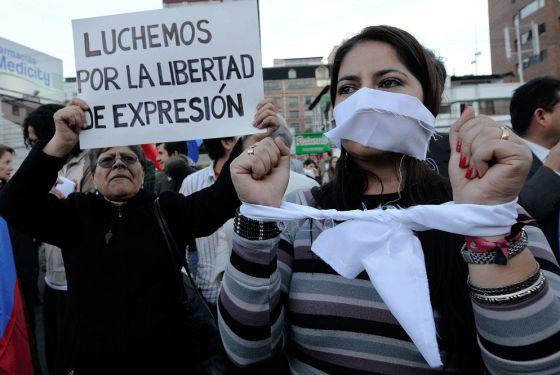Ley de Comunicación en Ecuador