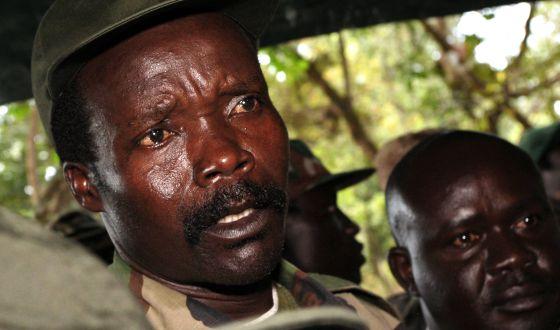 Imagen de archivo de Joseph Kony tomada el 12 de noviembre de 2006.