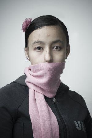 Érica Vanegas, una de las mujeres retratadas por la revista GENTE.