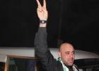 Israel libera a 550 presos palestinos en la segunda fase del canje