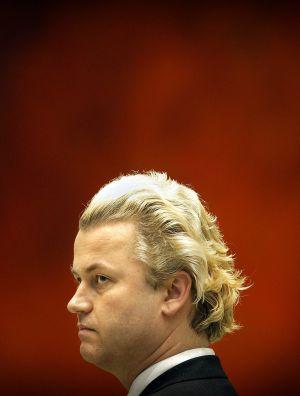 Geert Wilders, en una imagen de 2008.