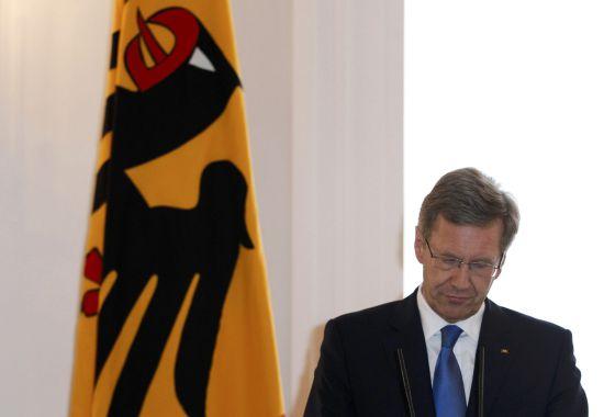 El presidente alemán anuncia su dimisión.