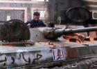 Cruz Roja dice que no puede entrar en Bab Amro para prestar ayuda