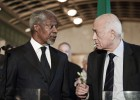 Annan irrita a la oposición siria al hablar de