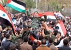 El Asad muestra su fuerza un año después del estallido de la revuelta