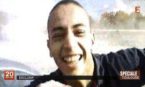 Toma de un vídeo que, según France 2, muestra a Mohamed Merah.