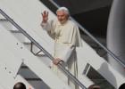 """Benedicto XVI dice antes de viajar a Cuba que """"el marxismo ya no sirve"""""""