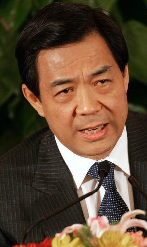 Bo Xilai, durante la última conferencia de prensa que dio en Pekín, en marzo pasado.