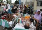 Evacuación masiva en Indonesia