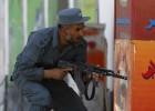 El ataque talibán a Kabul concluye con la muerte de los asaltantes