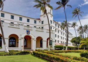 Hotel en el que se hospedó el Servicio Secreto de Obama en Colombia.