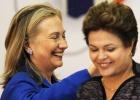 Clinton advierte en Brasil sobre los países con 'gobiernos cerrados'
