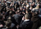 Hollande critica la austeridad para captar votos del Frente Nacional